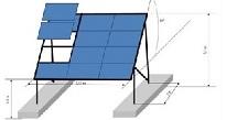 Installation photovoltaïque autonome : dimensionnement
