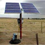 Pompe solaire immergée