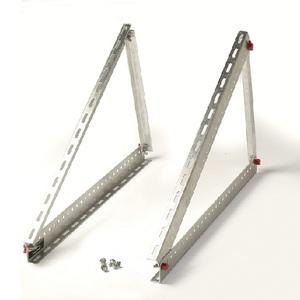 Support panneau photovoltaique universel 70x70x70cm Solartechnology FKA09