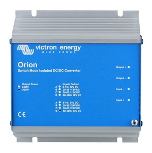 Convertisseur DC/DC Orion à isolement galvanique 48/24V