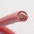 Câble de connexion batterie - convertisseur 70mm² 1 cosse M8 rouge