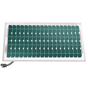 Panneau photovoltaïque monocristallin 20Wc-24V UNISUN