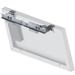Support panneau sol/mur/mât Unifix 20