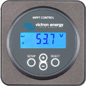 Contrôleur pour régulateurs MPPT, MPPT Control Victron