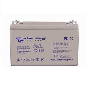 Batterie VICTRON GEL 110 Ah 12V