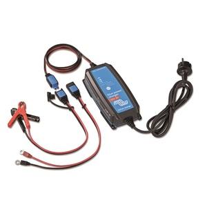 Chargeur de batterie au plomb et lithium-ion Blue Smart 12V étanche (IP65) 1 sortie connecteurs multiples Victron