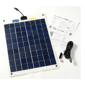 Panneau Photovoltaique semi rigide 10 Wc Solartechnology SFP010