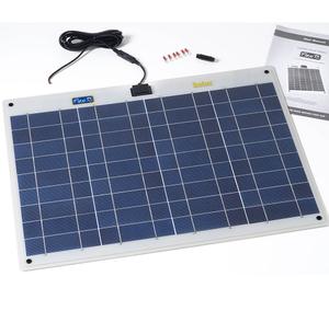 Panneau Photovoltaique semi rigide 40Wc Solartechnology SFPP040