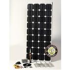 Kit photovoltaïque pour camping car avec fixations 80 Wc Solartechnology STPMH80
