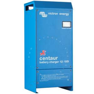 Chargeur de batterie au plomb 3 sorties 12V Victron Centaur 100A