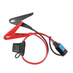 Pinces crocodile pour chargeur de batteries Blue Power IP65 - VICTRON