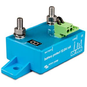 Protecteur de batterie BatteryProtect 12/24V 65A - VICTRON