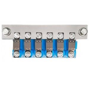 Peigne de connexion pour 6 Portes-fusible modulaire pour fusibles MEGAVICTRON