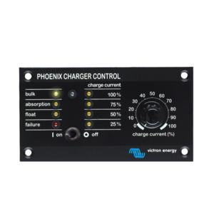 Tableau de contrôle du chargeur Phoenix - VICTRON