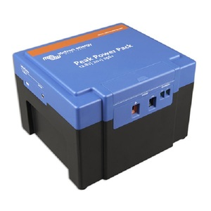 Batterie au lithium Peak Power Pack 12,8V/20Ah 256Wh - VICTRON