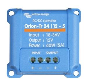 Convertisseur DC/DC Orion-Tr 24V - 12V non isolé Victron