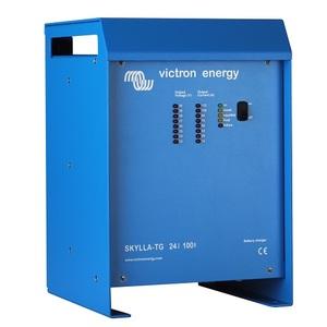 Chargeur de batterie Skylla-TG 24V 100A (2 sorties) - VICTRON