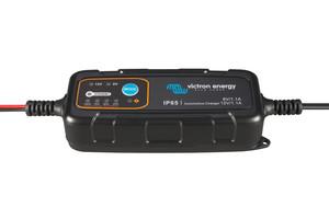 Chargeur batterie AUTO 6V/12V-1,1A