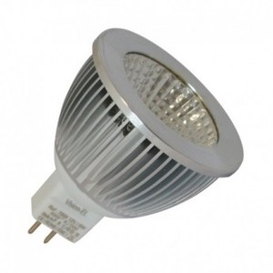 Spot LED 6W blanc froid dimmable 12V
