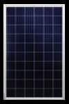 Panneau solaire SHARP 270 Wc polycristallin