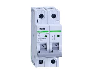 Interrupteur disjoncteur CC (courant continu) 63A