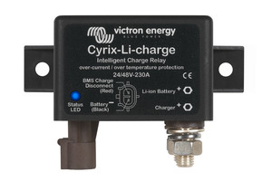 Cyrix-Li-charge 24/48V-120A Coupleur pour batterie lithium