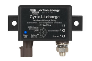 Cyrix-Li-charge 12/24V-120A intelligent charge relay
