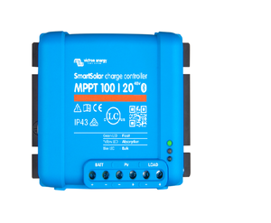 SmartSolar MPPT 100/20 avec 48V en tension batterie