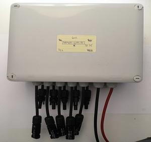 BRM 60 Cellules 4 à 6 panneaux 270 Wc 12V et 24V en batterie