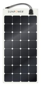 Panneau souple Sunpower Maxeon® 110Wc