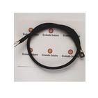 Câble 1M connexion batterie - convertisseur 50mm² 2 cosses M8 noir
