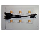 Connexion en parallele 2 panneaux solaires