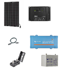 Kit solaire complet PC/TV