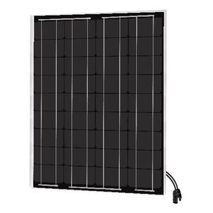 Panneau photovoltaïque monocristallin 50Wc-24V UNISUN